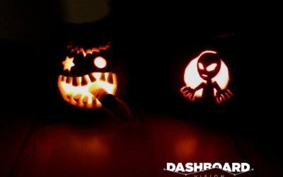 Dashboard Vision's Annual Pumpkin Carving Competition